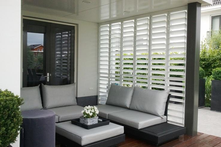 Shutters Openslaande Deuren : Aluminium shutters style shutters pagina