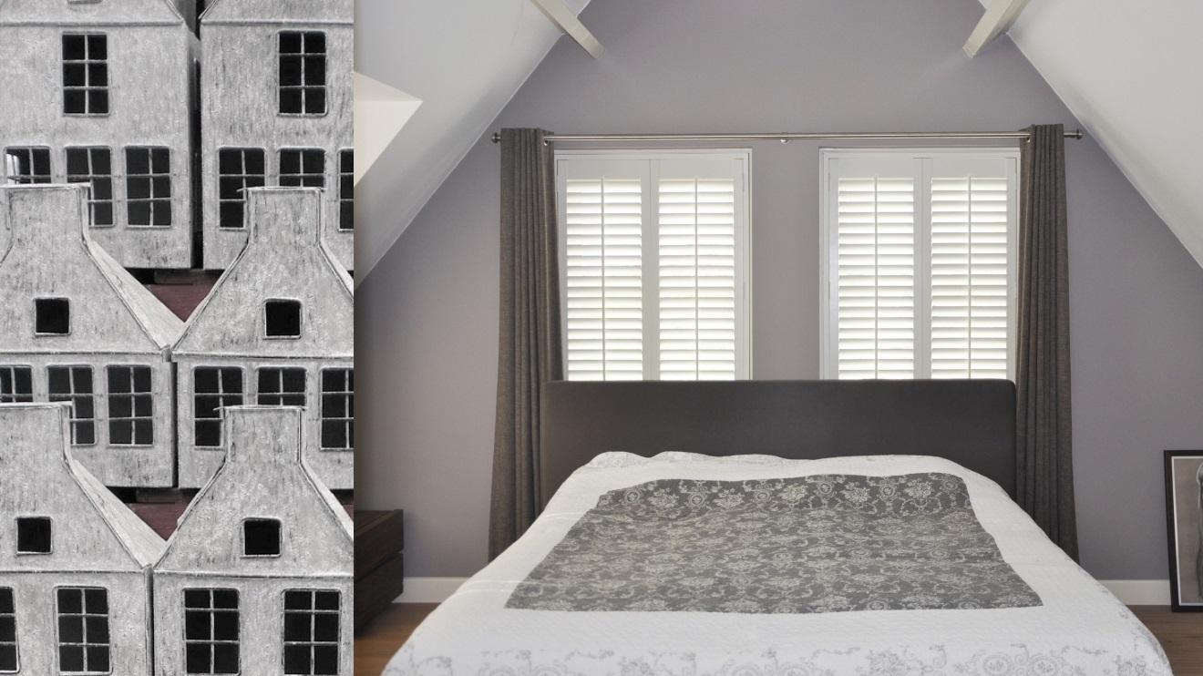 shutters slaapkamer | Style Shutters